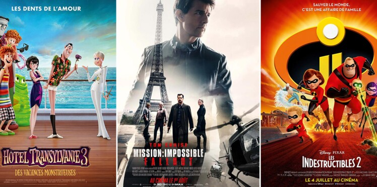 Cinéma : des films à voir en famille !