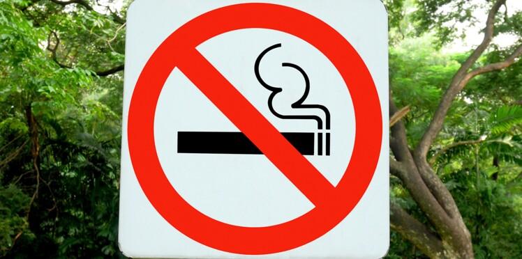 La cigarette bientôt interdite dans les parcs ?