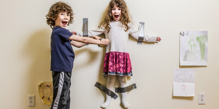 Faut-il intervenir lorsque nos petits-enfants se disputent ?