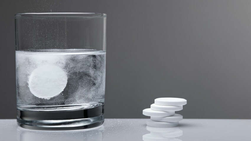 Une aspirine par jour, fausse bonne idée ?