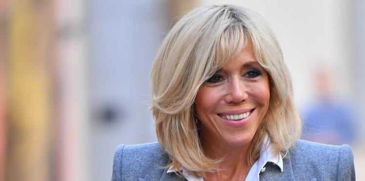 Une actrice nommée Brigitte... Macron