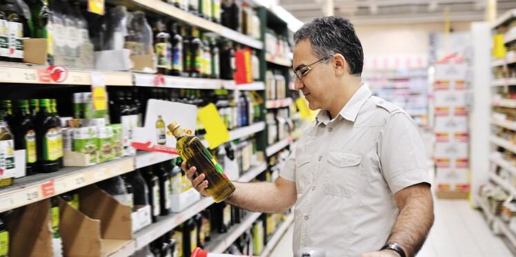 Des huiles d'olive pas si pures