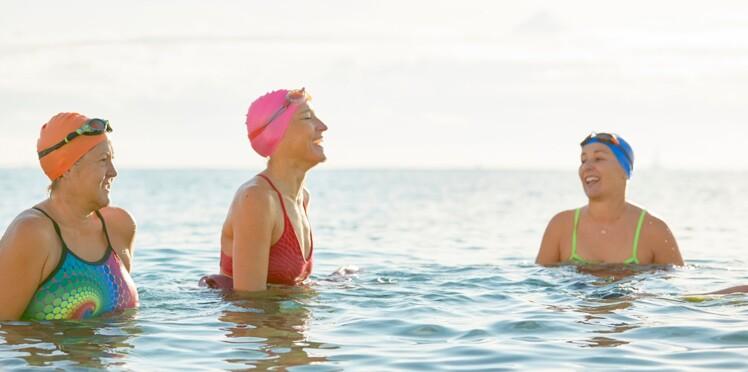 Nage en eau froide : de multiples bienfaits pour la santé !