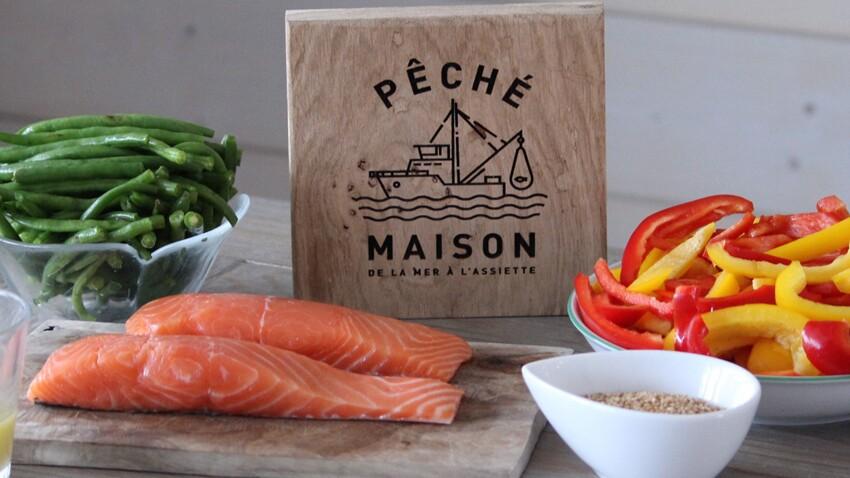 Pêché Maison : du poisson frais livré à domicile