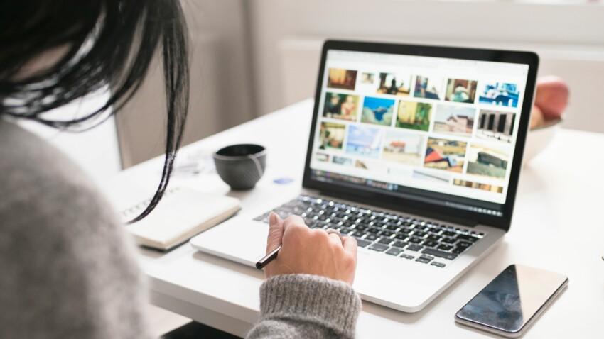 Comment envoyer un gros dossier de photos par mail ?