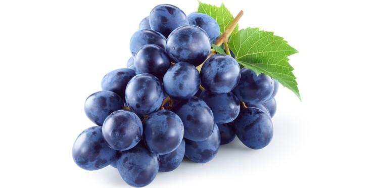 Les 5 bienfaits santé du raisin