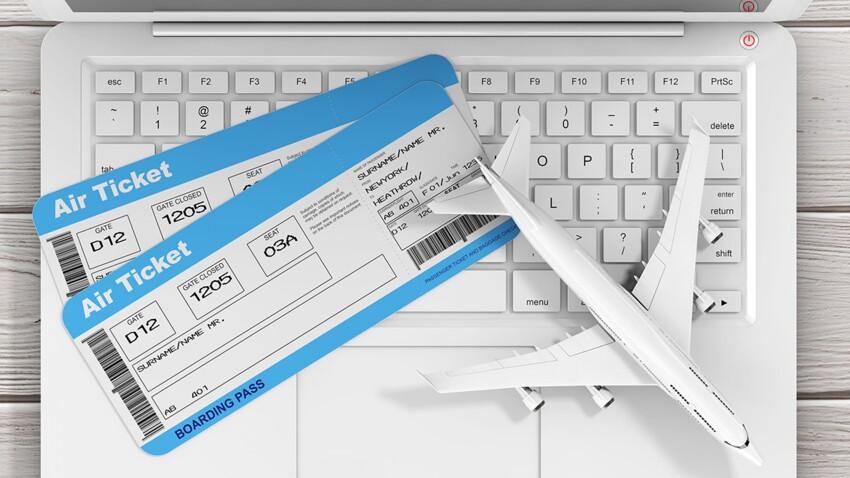 Peut-on revendre ou céder un billet d'avion ?