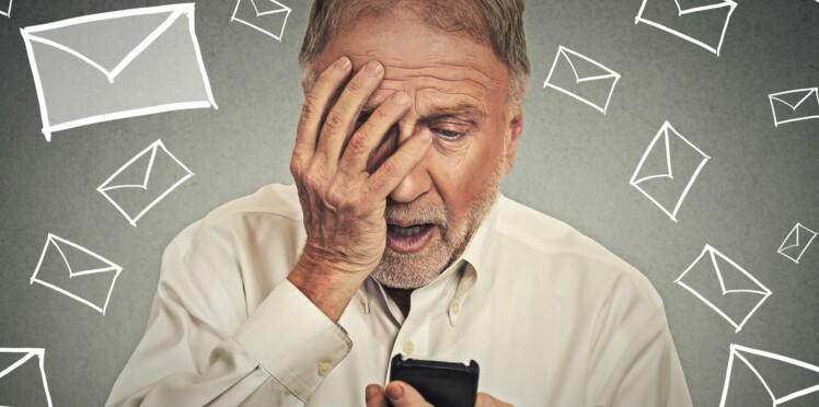 Comment se débarrasser des mails et SMS commerciaux ?