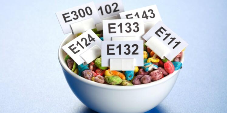 Additifs alimentaires : un sur quatre à éviter