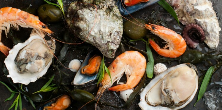 Contre le vieillissement, cap sur les fruits de mer !