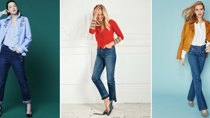 Mode + 50 ans : quel jean pour ma morphologie ? : Femme