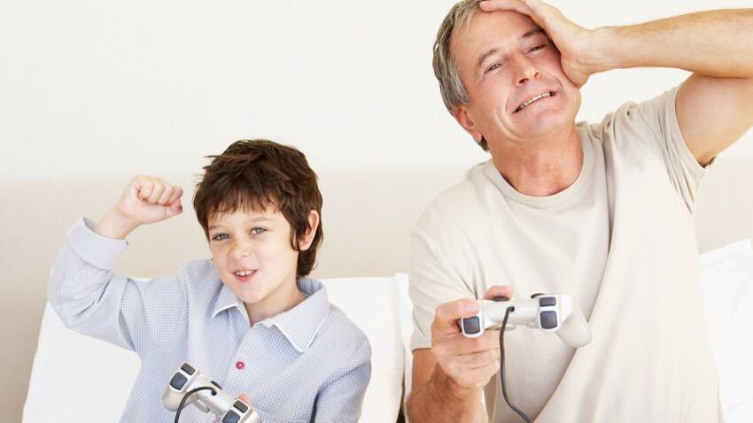 5 bonnes raisons de s'initier aux jeux vidéo avec ses petits-enfants