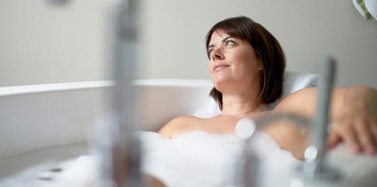 Les bains chauds efficaces contre la dépression