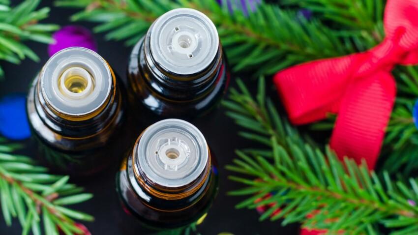 Fêtes de fin d'année : 5 huiles essentielles à adopter