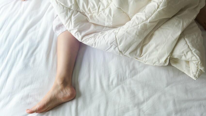 Syndrome des jambes sans repos : que faire ?