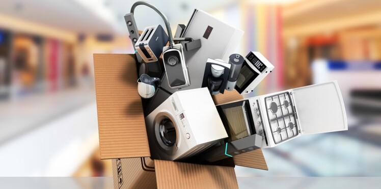 Achat d'un nouvel appareil électrique : l'ancien doit être repris !