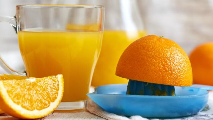Un jus d'orange par jour pour une mémoire au top !