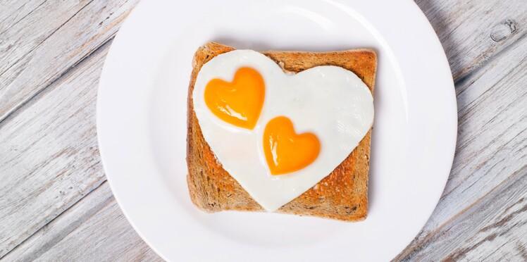 Des œufs bons pour le cœur