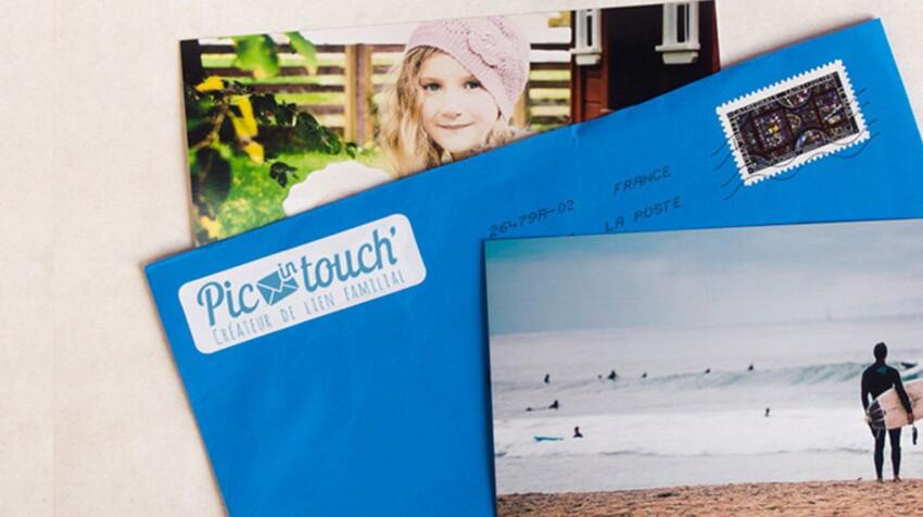 PicInTouch', un nouveau site pour imprimer ses photos