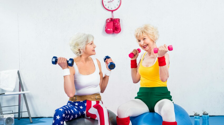Contre l'AVC et l'infarctus, soulevez des poids !
