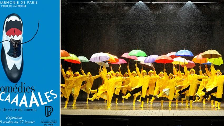 Comédie musicale, la joie de vivre au cinéma : l'expo du moment