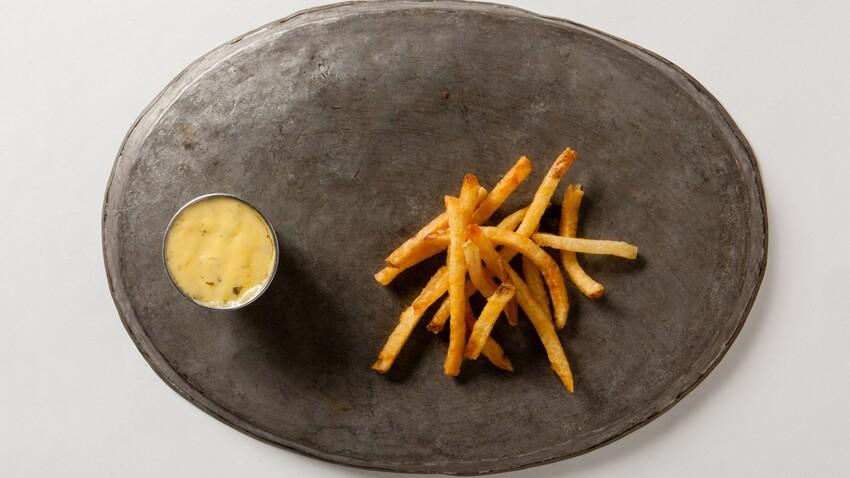 Pour votre santé, la portion idéale de frites est…
