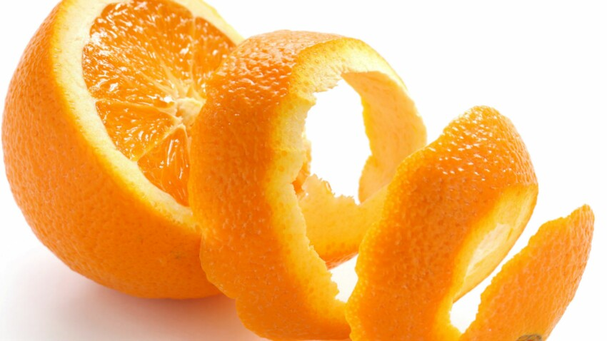 L'orange : dans la maison aussi, elle est magique !