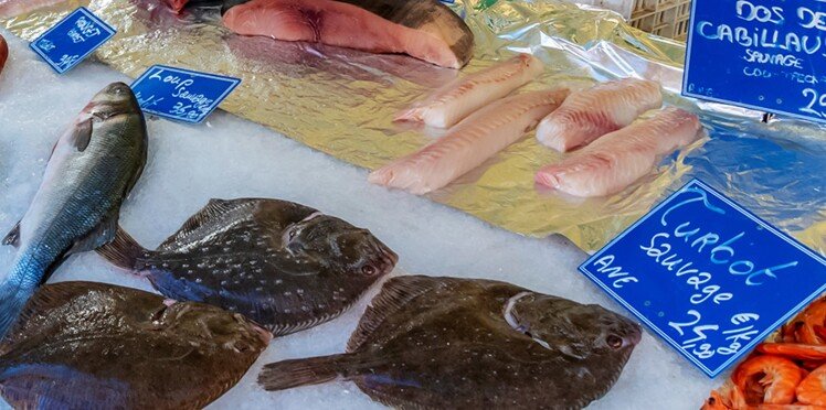 Sur les étals, des poissons trop mal étiquetés !