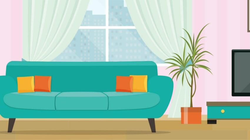 Le soleil a décoloré mes rideaux, comment leur redonner du peps?