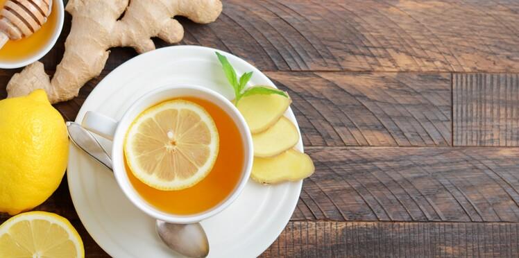 5 recettes de tisane à boire après les fêtes