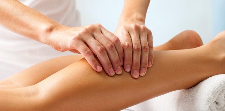 Arthrose du genou : des massages pour soulager la douleur