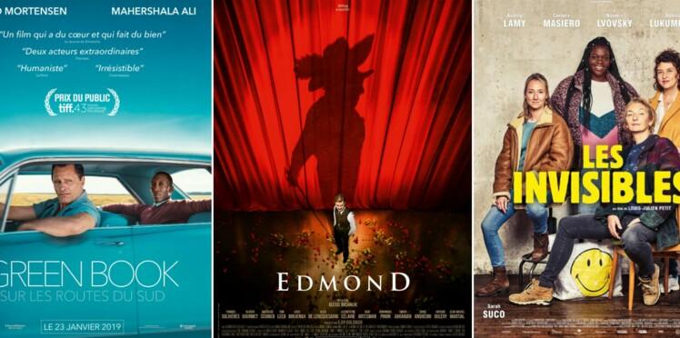 Cinéma : les films à voir en janvier