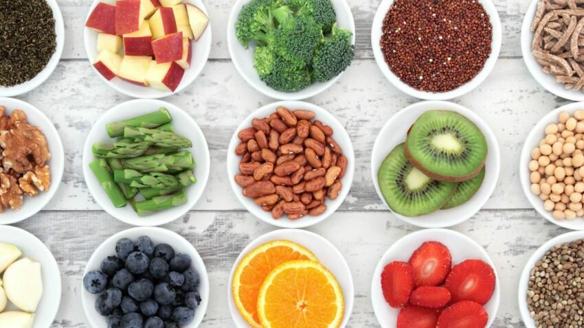 Le top des aliments riches en fibres