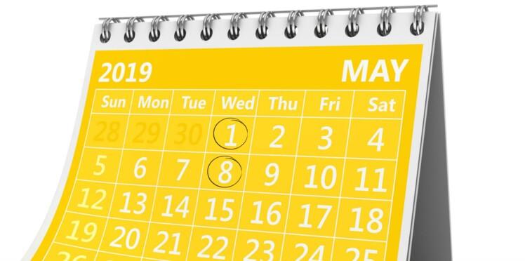 Jours fériés 2019, quand partir (ou pas) ?