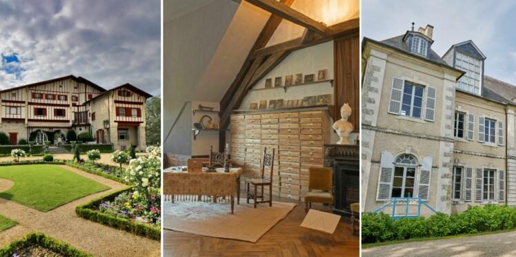 Visites guidées: les plus belles maisons d'écrivains