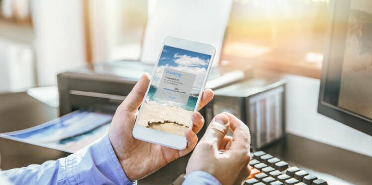 Puis-je scanner des documents avec mon iPhone ?
