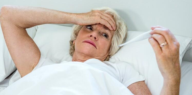 Grippe : elle augmente aussi le risque d'AVC !