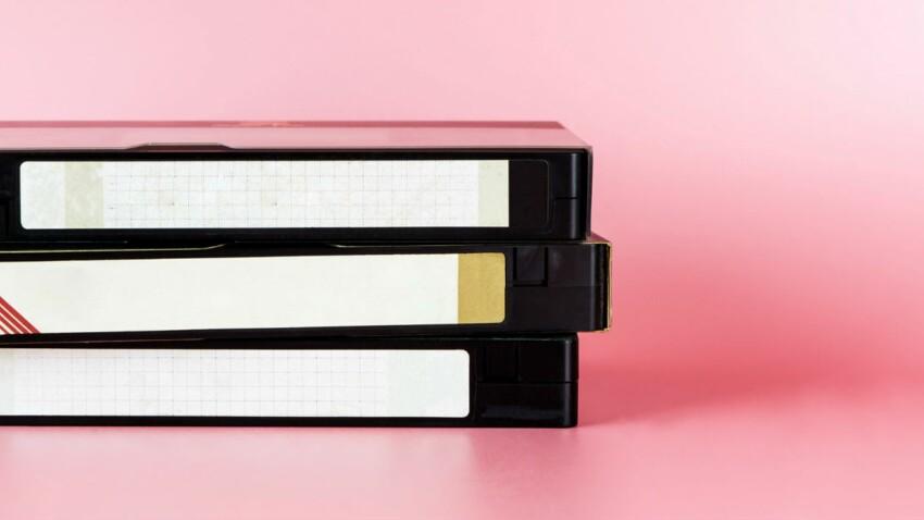 Comment numériser ses vieilles cassettes VHS ?