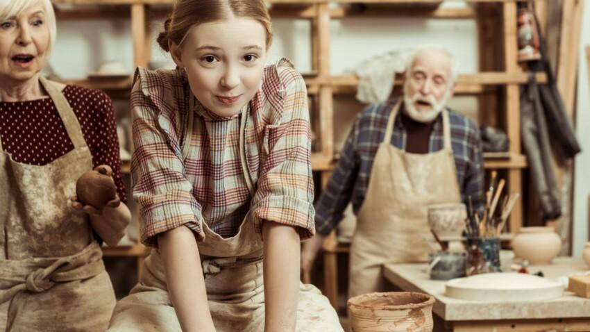 5 bonnes raisons d'initier nos petits-enfants à nos passions