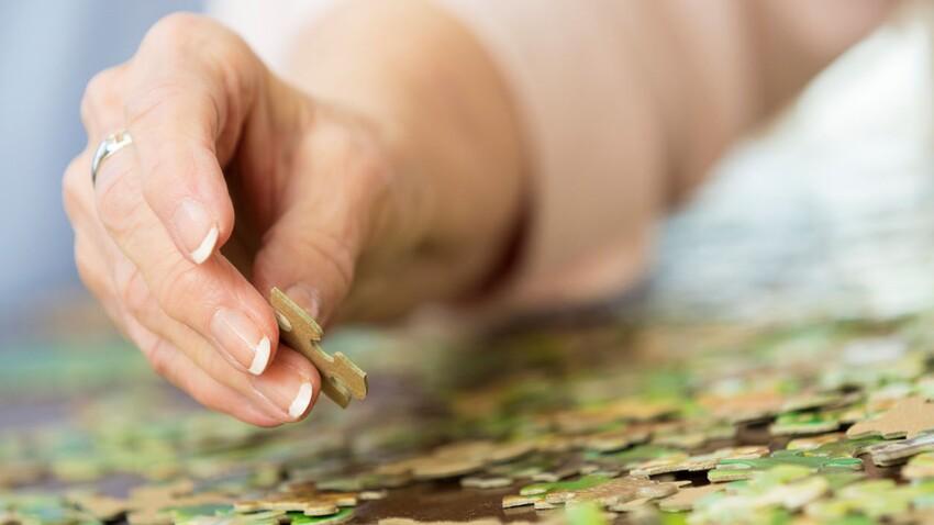 Des puzzles pour stimuler votre cerveau ?