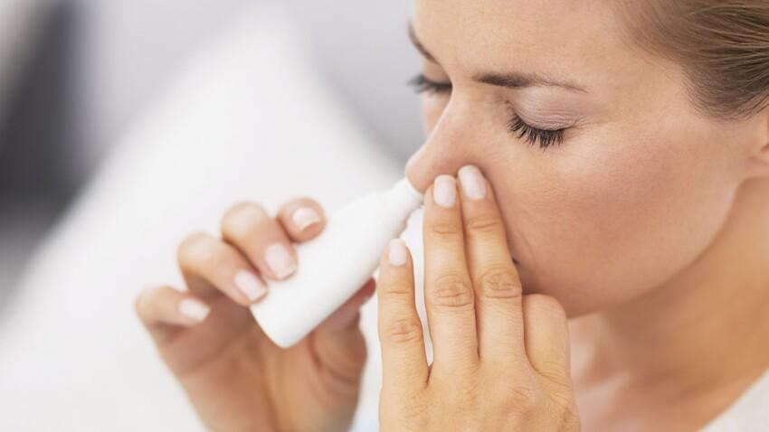 Un spray nasal contre la dépression ?