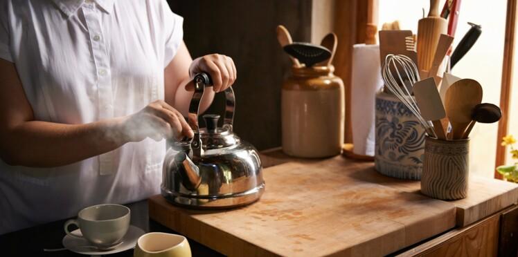 Pourquoi il ne faut pas boire votre thé trop chaud !