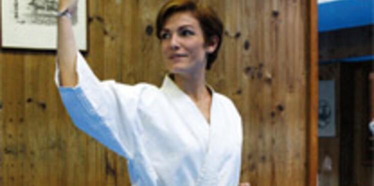 Chantal Jouanno : secrétaire d'Etat et championne de France de karaté kata