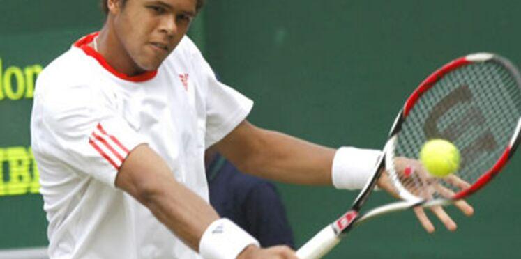 Tennis : Tsonga met le feu