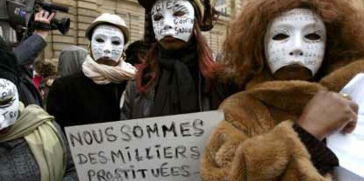 Les prostituées devant le Sénat