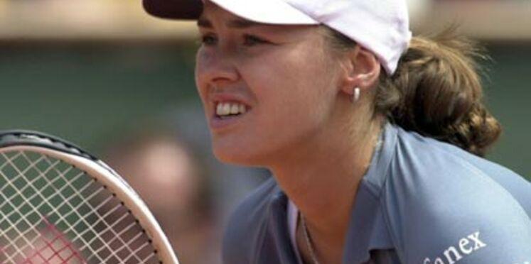 Martina Hingis soupçonnée de dopage