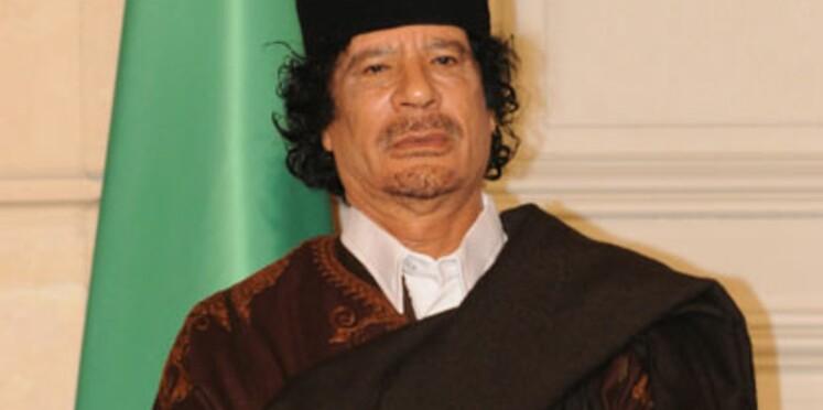Révélations sur Kadhafi