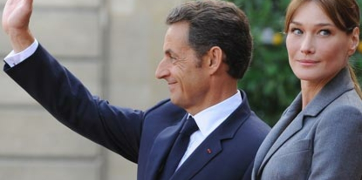 Carla Bruni-Sarkozy : son rôle de première Dame