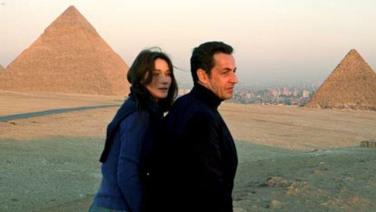 Carla Bruni-Sarkozy : sa vie à l'Elysée