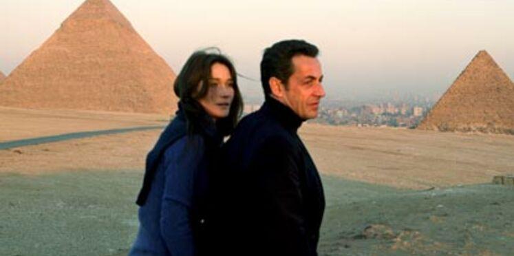 "Carla Bruni-Sarkozy : ""Ma vie à l'Elysée"""